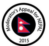 Moderator's Appeal for Nepal